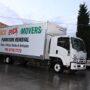8 Tonne Truck